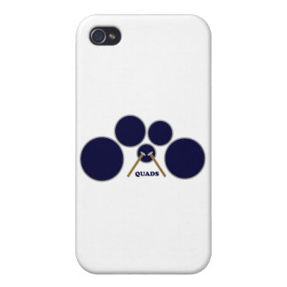 quads case for the iPhone 4