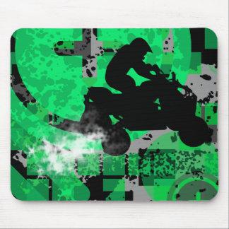 quads. mouse pad