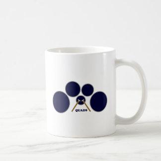 quads coffee mugs