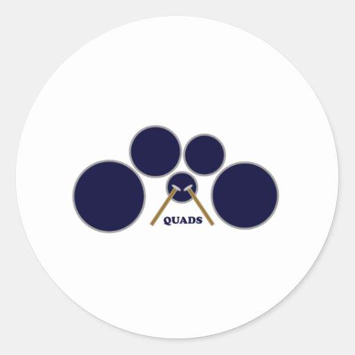 quads stickers