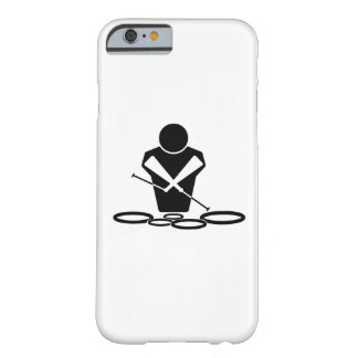 QUADS - Tenor Drums - iPhone 6 case Barely There iPhone 6 Case