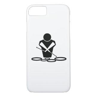 QUADS - Tenor Drums - iPhone 7 case
