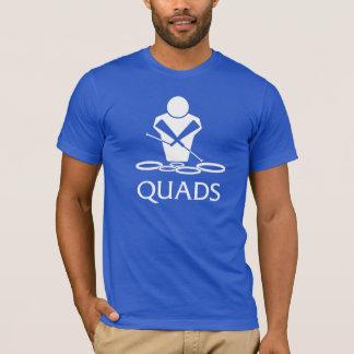QUADS - Tenor Drums T-Shirt