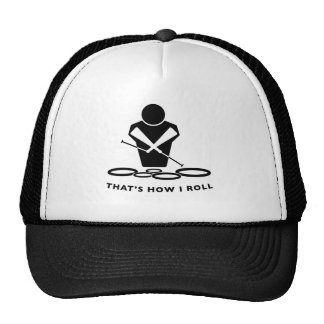 QUADS - TENORS - THAT'S HOW I ROLL TRUCKER HAT