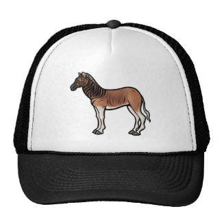 Quagga Trucker Hat