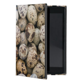 Quail Eggs, Huaraz, Cordillera Blanca, Ancash Case For iPad Mini