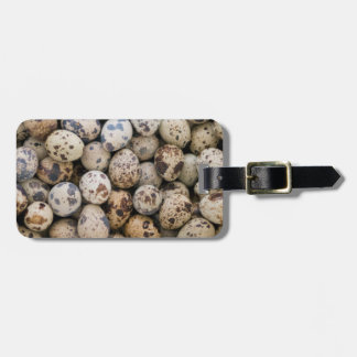 Quail Eggs, Huaraz, Cordillera Blanca, Ancash Travel Bag Tag