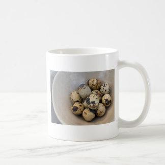 Quails eggs coffee mug