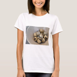 Quails eggs T-Shirt