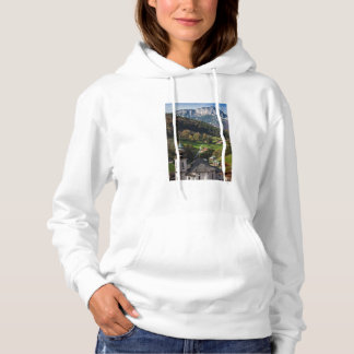 Quaint bavarian village, Germany Hoodie