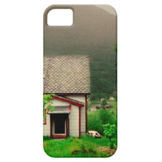 Quaint Norwegian Cottage iPhone 5 Covers