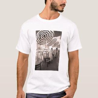 Quaint restaurant balcony, Italy T-Shirt