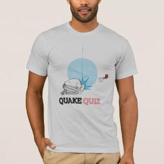Quake Quiz Logo T-Shirt