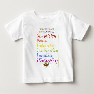 Quaker Spices Baby T-Shirt