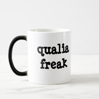 Qualia Freak heat morphing mug (right-hand)