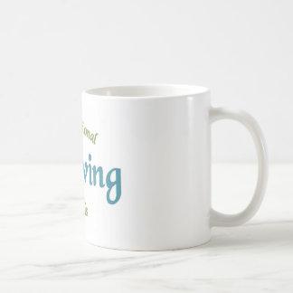 Qualifications professionnelles d'entraînement mug blanc