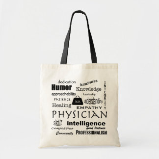 Qualities of Good Physician+Medical Bag