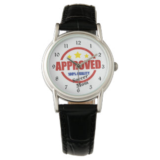 Quality Approved Soccer Mom Watches