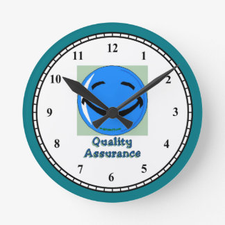 Quality Assurance Clocks
