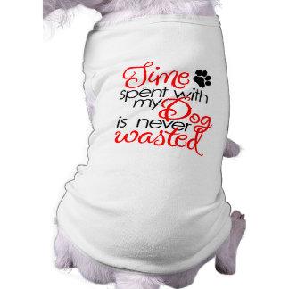 Quality Dog Time Doggie Tshirt
