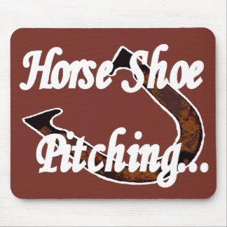 Quality Horseshoes Mousepad