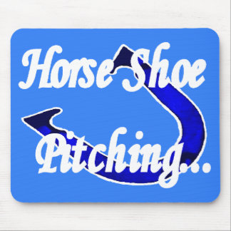 Quality Horseshoes  Mousepads