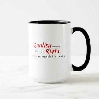 Quality Inspirational Quote Mug