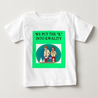 QUALITY work joke Tshirt