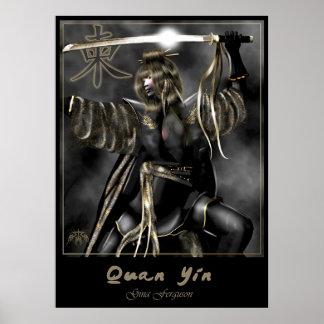 Quan Yin Poster