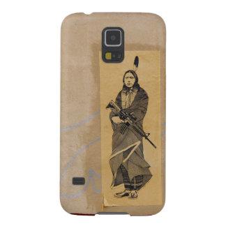 Quana Parker Galaxy S5 Cases