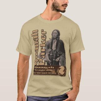 Quanah Parker Nokoni Comanche Leader T-Shirt