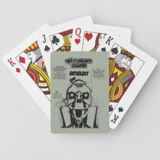 Quantum Echo Playing Cards