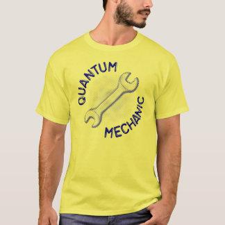 Quantum Mechanic Light T-Shirts