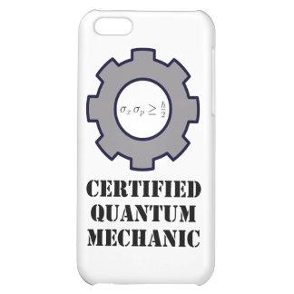 quantum mechanic, uncertainty principle iPhone 5C cover