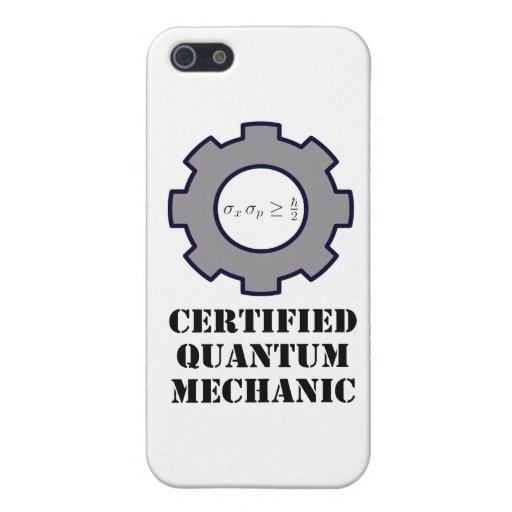 quantum mechanic, uncertainty principle iPhone 5 cases