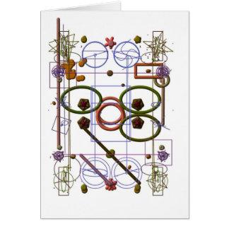 Quantum Mechanics Card