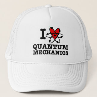 Quantum Mechanics Trucker Hat