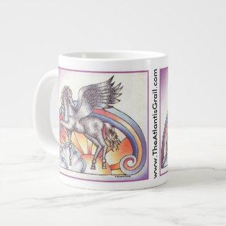 Quantum Pegasus Jumbo Mug