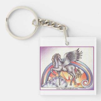 Quantum Pegasus - Key Chain