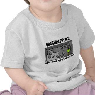 Quantum Physics Where Physics And Metaphysics Meet T Shirt