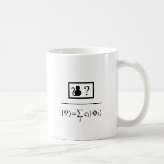 Quantum Superposition Coffee Mug