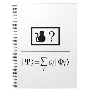 Quantum Superposition Notebook