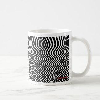 quantum waves coffee mug