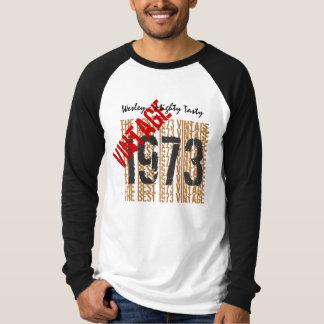 quarantième Coutumes vintages V503F de cadeau T-shirt