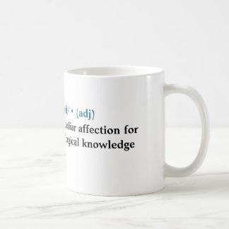 Quarky Definition Mug