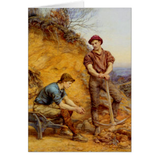 Quarry Workers by Wetherbee Card