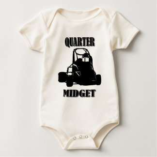 Quarter Baby Bodysuit