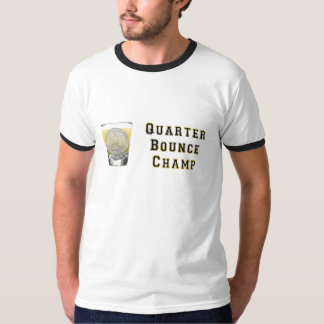 Quarter Bounce BlackGold T-Shirt