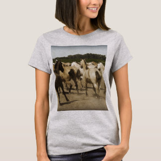 Quarter Horse Herd T-Shirt