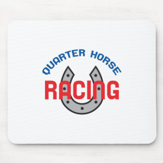 QUARTER HORSE RACING MOUSEPADS